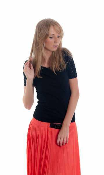 Юбка плиссе и плиссированные платья - модный тренд